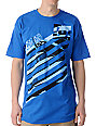 DC Steps Blue T-Shirt
