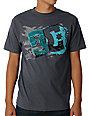 DC Two Time Charcoal T-Shirt