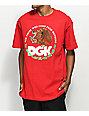 DGK Familia Red T-Shirt