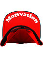 DGK I Love Haters Red & Black Snapback Hat