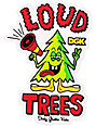 DGK Loud Tree Sticker