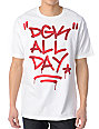 DGK Marked Up White T-Shirt