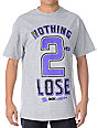 DGK Nothing 2 Lose Heather Grey T-Shirt