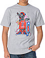 DGK Skate Rat Grey T-Shirt