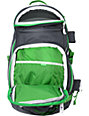 Dakine Heli Pro Charcoal & Green Backpack