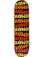 "Deathwish Stacks Rust 8.125""  Skateboard Deck"