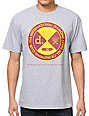 Diamond Supply Co All Or Nothing Heather Grey T-Shirt