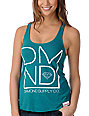 Diamond Supply Co DMND Teal Tank Top