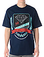 Diamond Supply Co Diamond Society Navy T-Shirt
