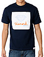 Diamond Supply Co OG Sign Navy T-Shirt