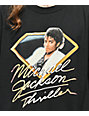 Diamond Supply Co. x Michael Jackson Thriller Black Long Sleeve T-Shirt