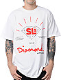 Diamond Supply x Street League Extraordinary White T-Shirt