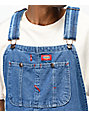 Dickies Washed Denim Blue Overalls