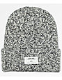 Discrete Cobol Heather Black Beanie