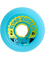 Divine Road Rippers 75mm Blue 82a Skateboard Wheels