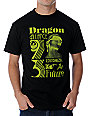 Dragon Future Fix Black T-Shirt