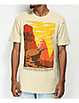 Dravus No Mans Land Tan T-Shirt