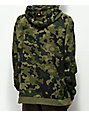 Element Big Green Camo Hoodie