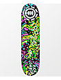 "Element Garcia Bright Night 8.0"" Skateboard Deck"
