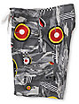 Empyre Baron Camouflage 4-Way Stretch Board Shorts
