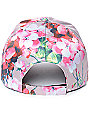 Empyre Blossom Light Pink Satin Baseball Hat