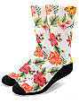 Empyre Bon Bon Tropical Crew Socks