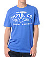 Empyre EM Co Heather Blue T-Shirt