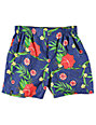 Empyre Fly Hawaii Navy Floral Print Boxers
