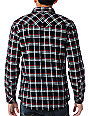 Empyre Hatchet Black Plaid Woven Shirt