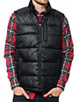 Empyre Huddle Up Black Puffer Vest