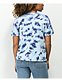 Empyre Kym Good Time Blue Tie Dye T-Shirt