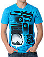 Empyre Mix Tape Blue Mens T-Shirt