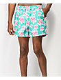 Empyre Ollie Rose & Mint Board Shorts
