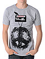 Empyre Peace Talks Grey T-Shirt