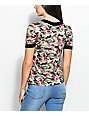 Empyre Piper Whatever Camo Floral T-Shirt