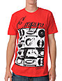 Empyre Records Red T-Shirt