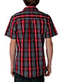 Empyre Rogue Red Woven Shirt