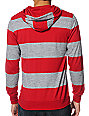Empyre Snap Attack Red Pullover Hooded Shirt