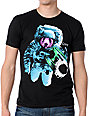 Empyre Space Panda Black T-Shirt