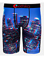 Ethika City Of 3D Blue Boxer Briefs