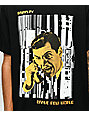 Fairplay Call Dropped Black T-Shirt