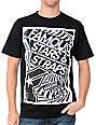 Famous Stars & Straps Raise Up Black T-Shirt