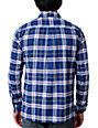 Fourstar Clothing Bridgeport Indigo Woven Flannel Shirt