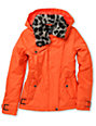 Fox Cocoa Orange Crush Insulated Jacket