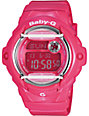 G-Shock Baby-G BG169R-4BCR Pink Digital Watch