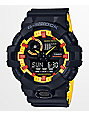 G-Shock GA700 Black & Yellow Watch