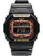 G-Shock GLS5600KL-1 Black & Orange Limited Edition Digital Watch