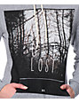 Glamour Kills Lets Get Lost Grey Pullover Hoodie