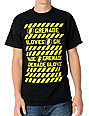 Grenade Danger Black T-Shirt