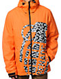 Grenade Exploiter Orange 10K Snowboard Jacket